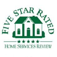 Home Service Review logo