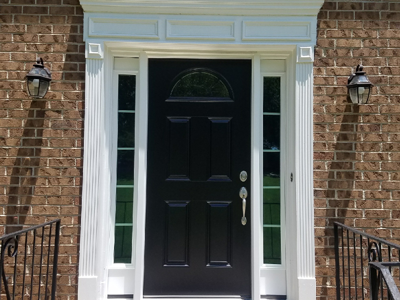 ProVia Heritage Entry Door in Roswell, GA after picture