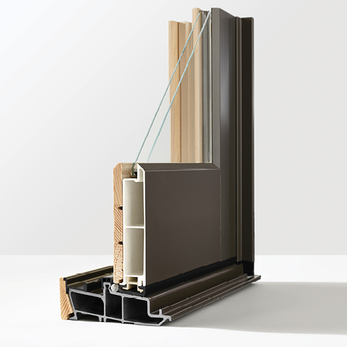 Fiberglass wood windows Atlanta