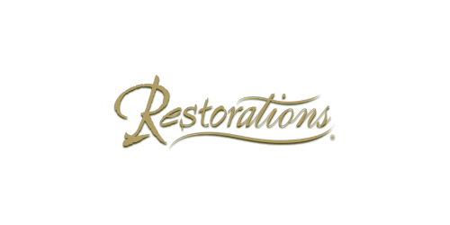Restorations doors logo