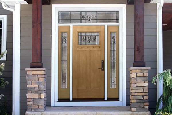 Fiberglass door replacement