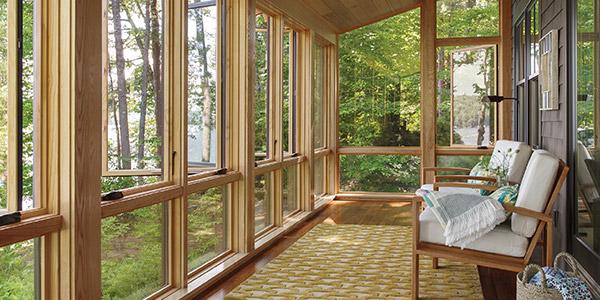 Casement Wood Windows