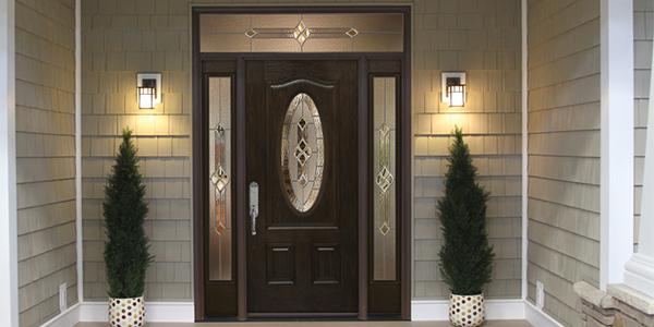 Entry Fiberglass Doors