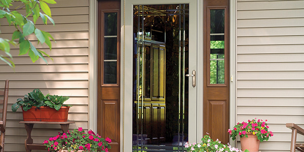Glass Storm Doors