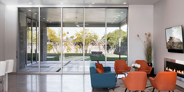 Western Multi Slide Doors
