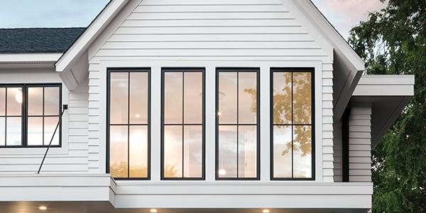 Fiberglass Wood Windows - Marvin Elevate Casement Windows