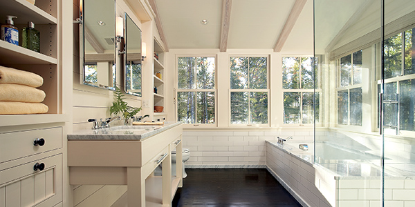 Wood Double Hung Windows