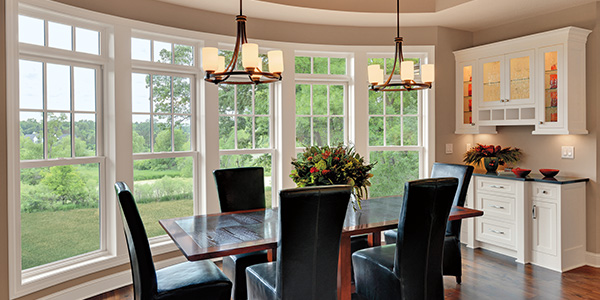 Wood Fiberglass Windows
