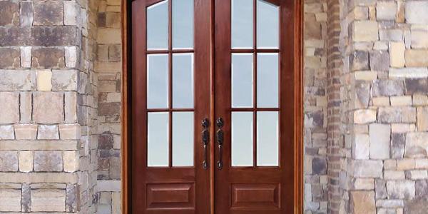 Wood Veneer Doors - MaxCraft Doors