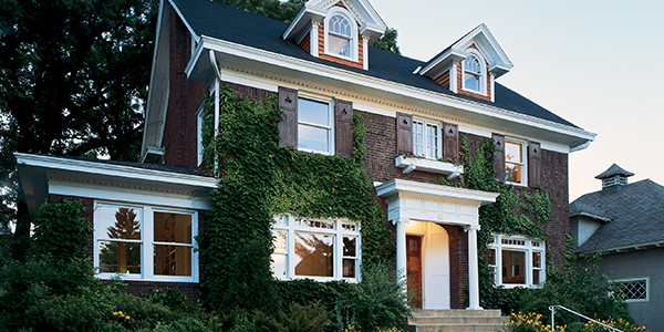 Western Window Systems - Double Hung