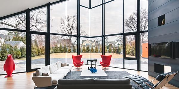 Western Windows - Moving Glass Walls