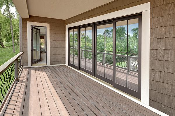 Blending Indoor and Outdoor Spaces - French Doors
