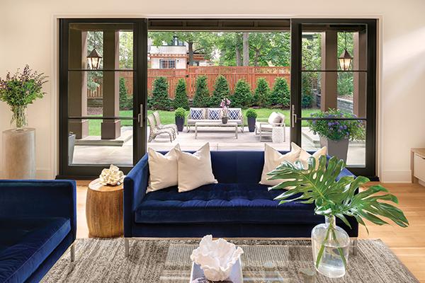 Indoor Outdoor Living Design Ideas