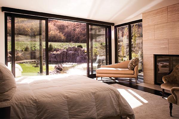 Indoor Outdoor Living Lift and Slide Doors