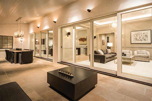 Indoor Outdoor Living Multi-Slide Doors