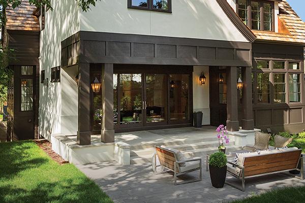 Indoor Outdoor Living Sliding Doors